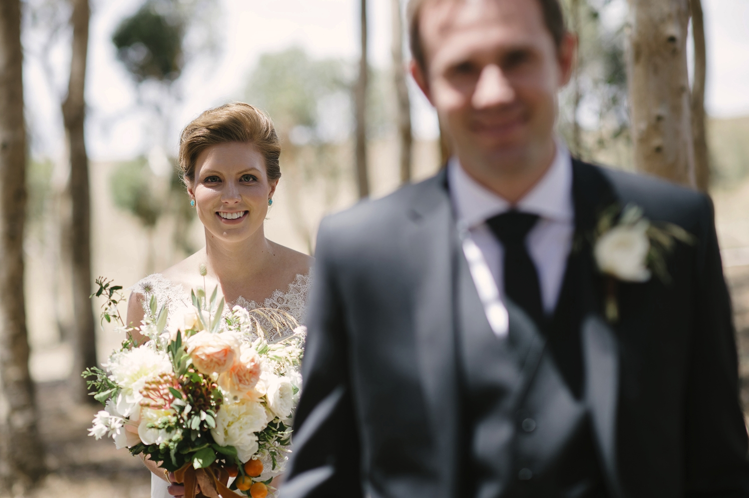 Why the bride should cry at the wedding