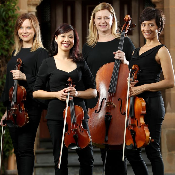 Amicus Strings     - String quartets 101    - Most requested processional songs
