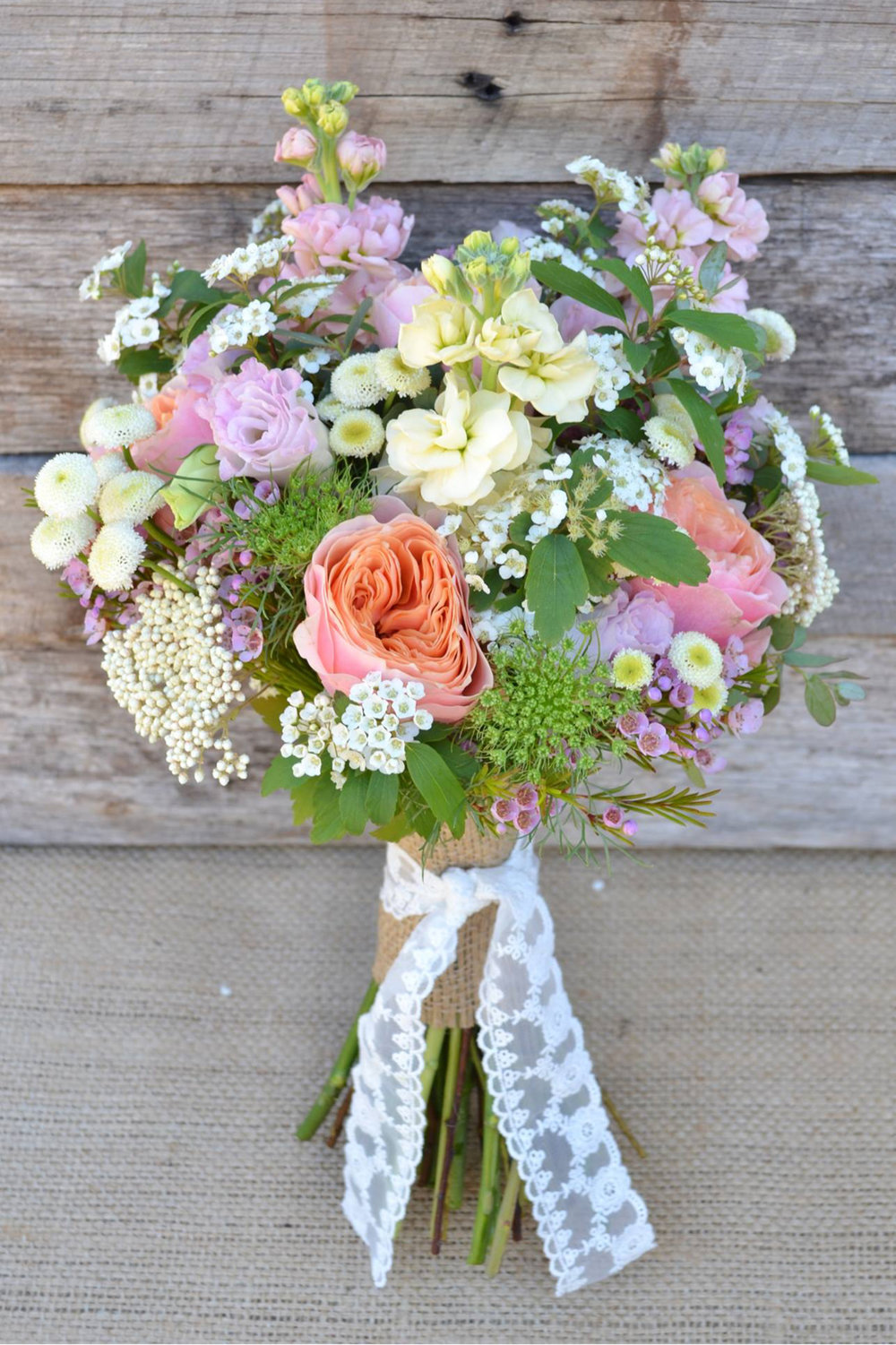 Clutch bouquet - Unbridely
