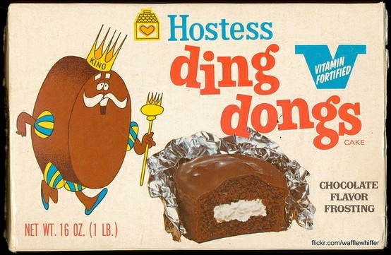 Oh how I loved my ding dongs!