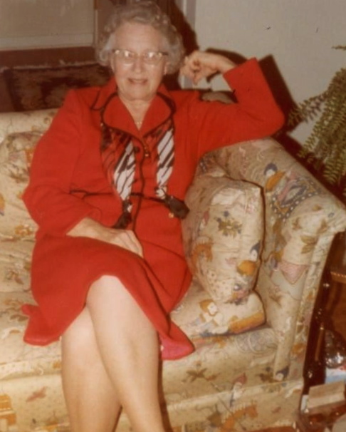 Grandma Flora
