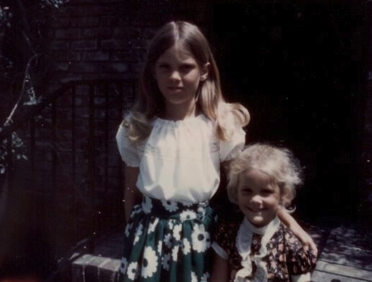 Linda and Me - about 1969