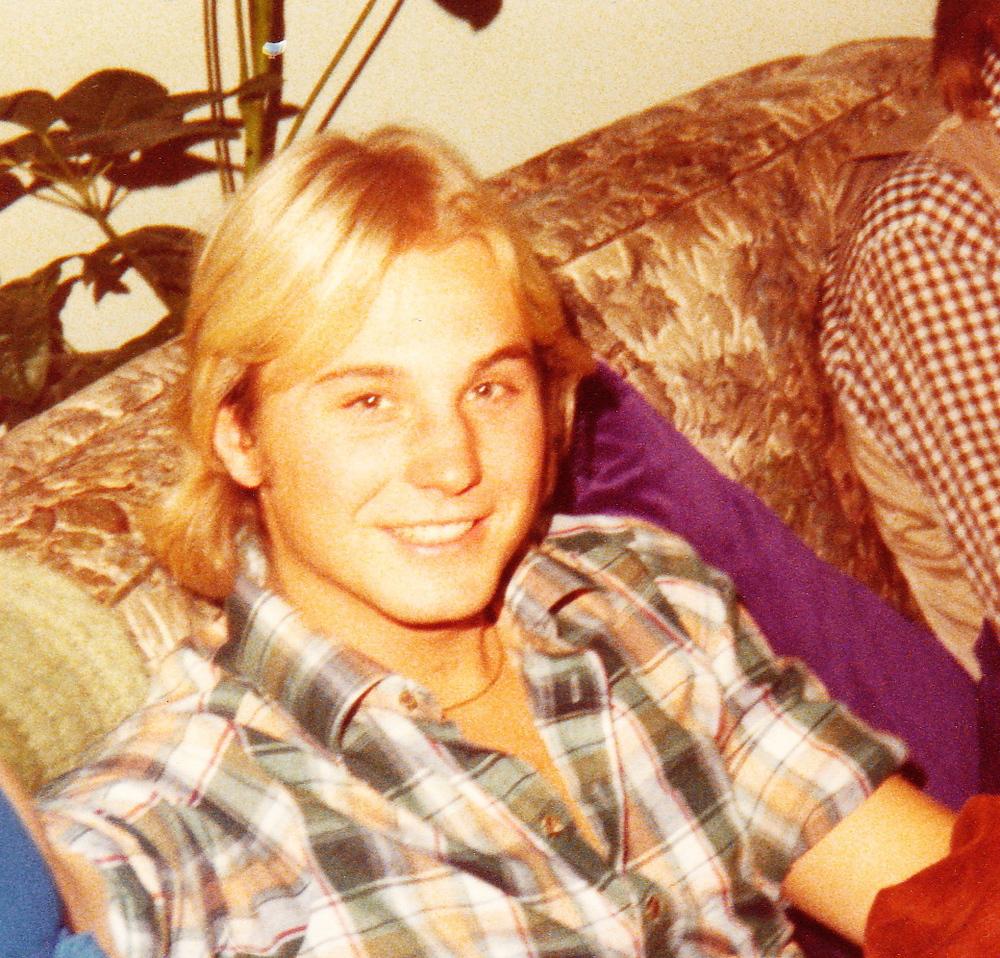 Teenage Dave.