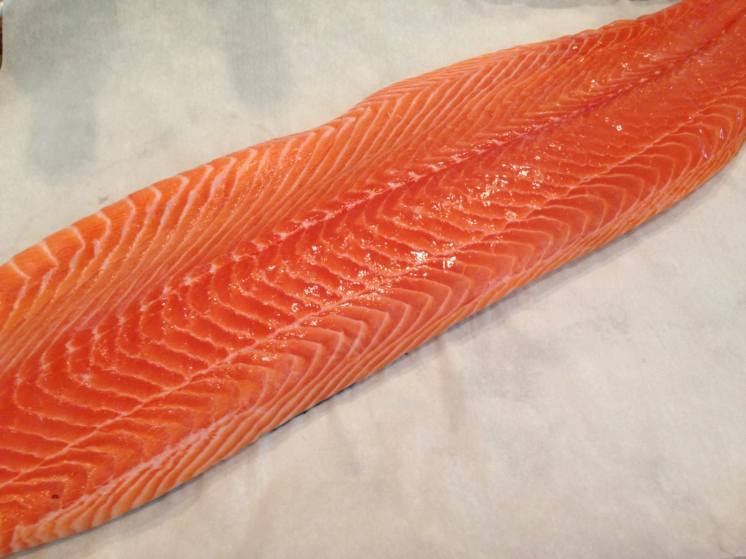 Side of Salmon.