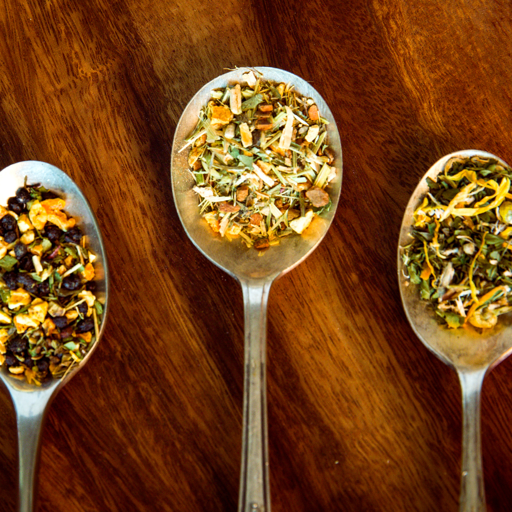 SHOP WELLNESS TEAS