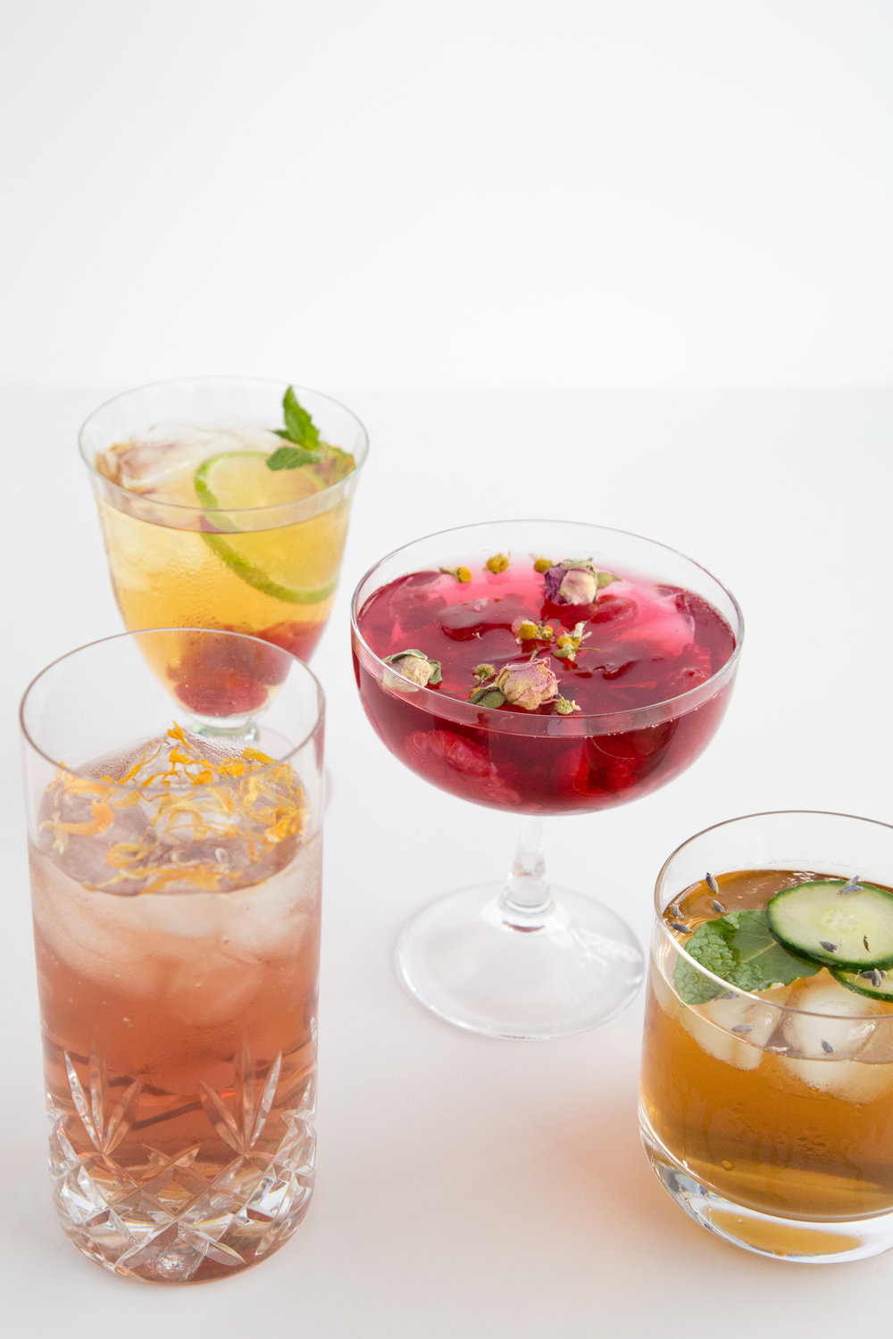 Our favorite Iced Teas