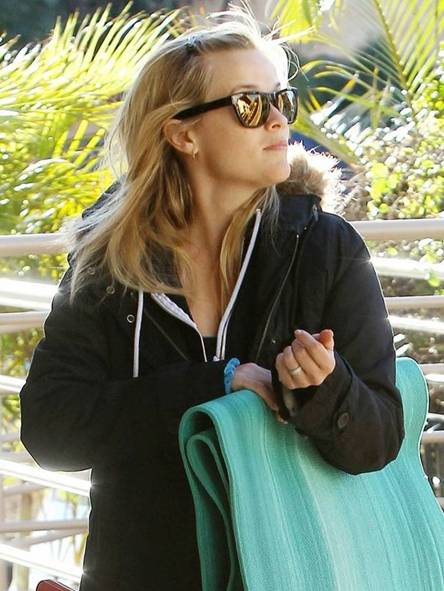 Reese Witherspoon was recently spotted in Los Angeles wearing her favorite Westward Leaning shades.
