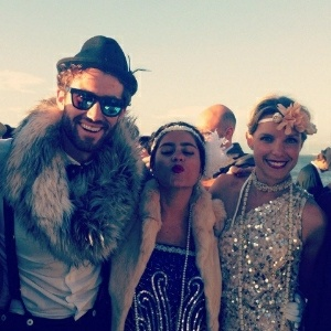 Westward \ \ Leaning: Gatsby approved.