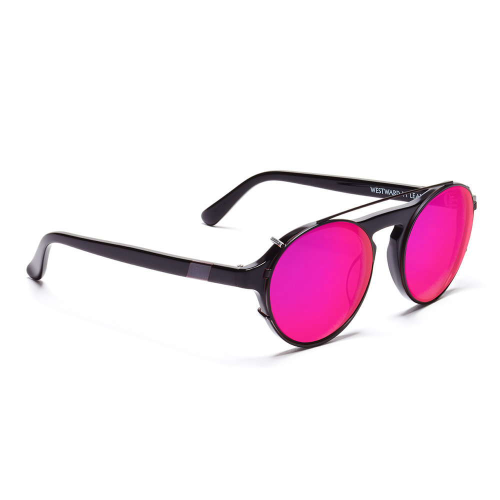 SCL.3 Clip: Hot Pink \ Black Matte