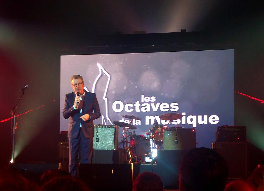 布鲁塞尔市长亲临颁奖礼现场