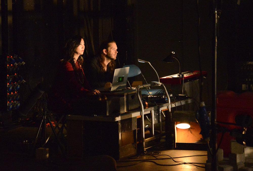音乐与声音创作/参演: TanBo组合 (炭叹& Eric Bribosia)
