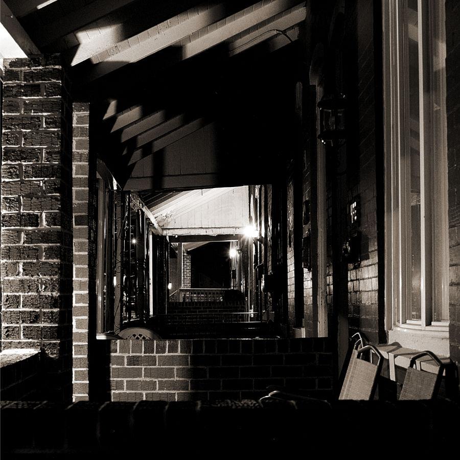 Penn Street.