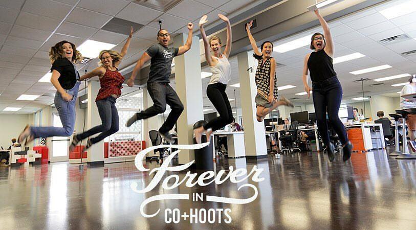The CO+HOOTS Team (longtime and new!)