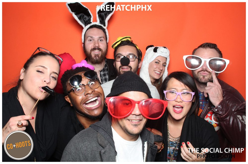 CO+HOOTS Rehatching Party 2013