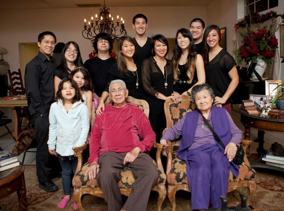 Huie Family 2014