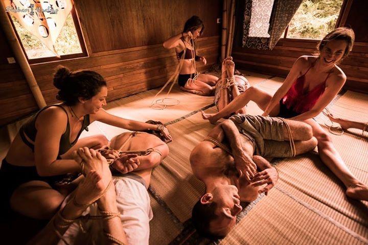Shibari 縛り癒Healing  | Bodhi Zapha
