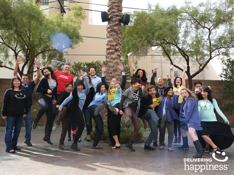 Delivering Happiness Team All Hands Meeting, Las Vegas, 2013
