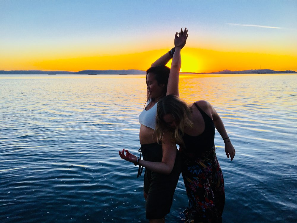 "Follow the Water  presents ""H2Flow: A Sunset Water Dance"" 