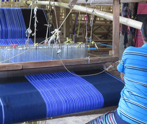 Weaving Training