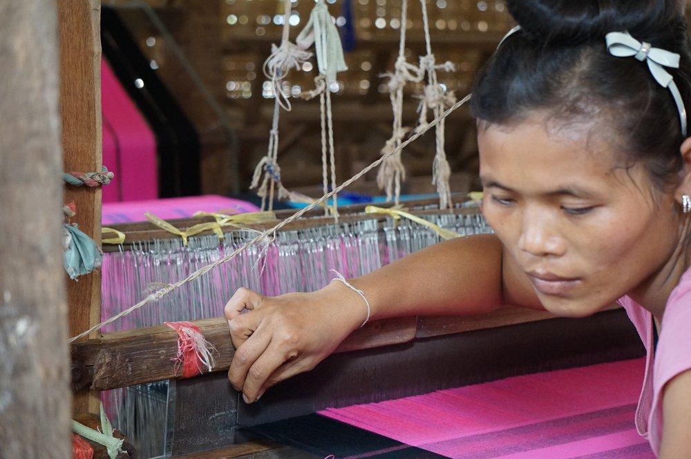 Weaving Training