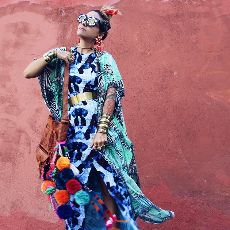 Co-creation Fashion Design - AKAMAE connects fashion designers and refugee artisans to co-create change in the fashion industry...from the inside out.