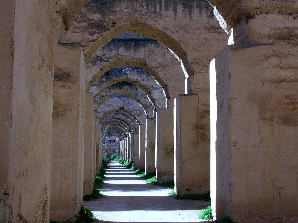 Meknes - Royal Stables 1.jpg