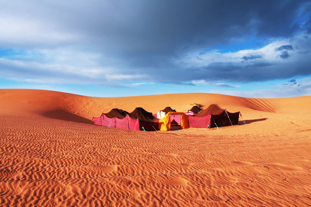7-Day Group Tour Marrakech to Sahara