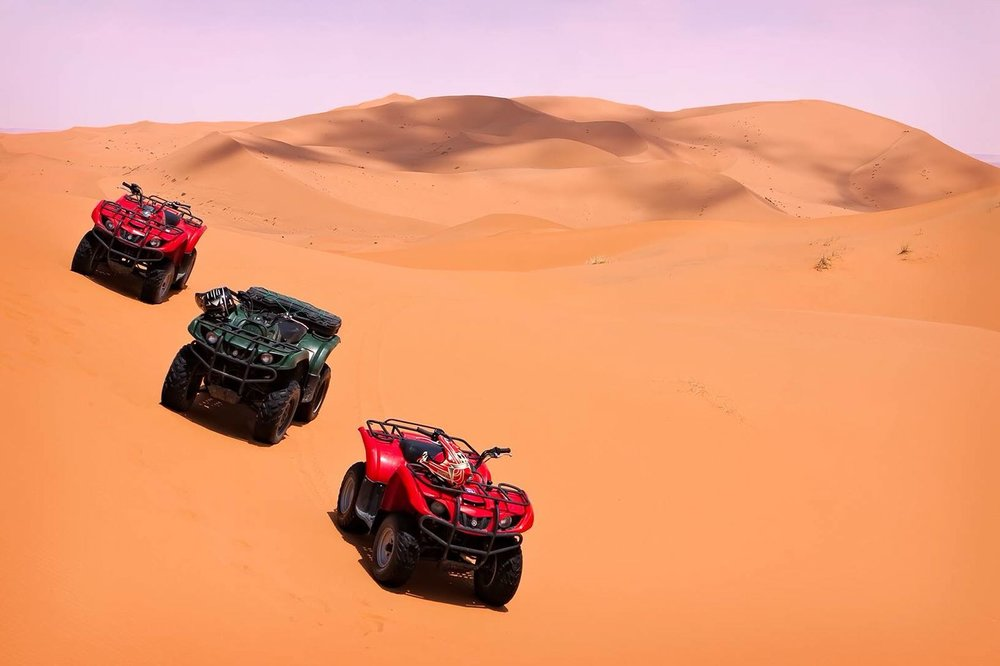 7 -Day Tour Marrakech to Sahara