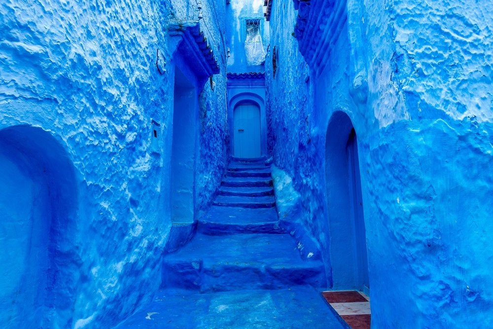 9-Day Tour Chefchaouen to Sahara