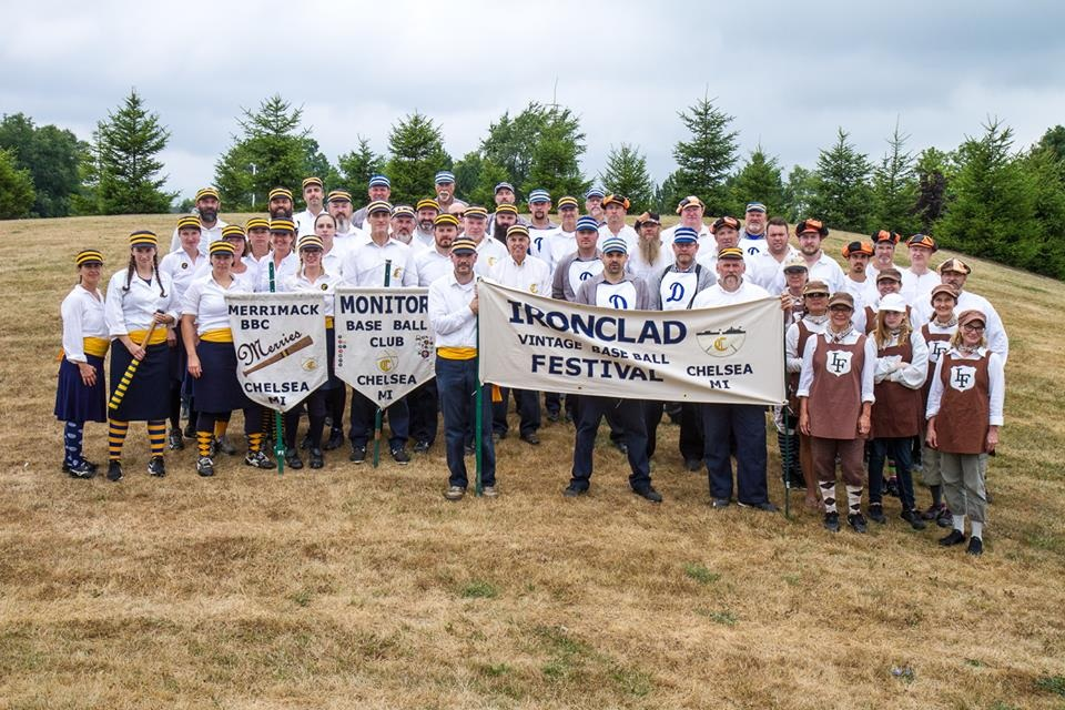 Ironclad Festival, July 21, 2018