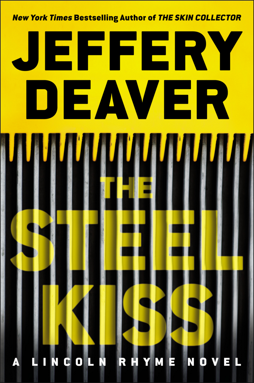 Jeffery Deaver Steel Kiss.png