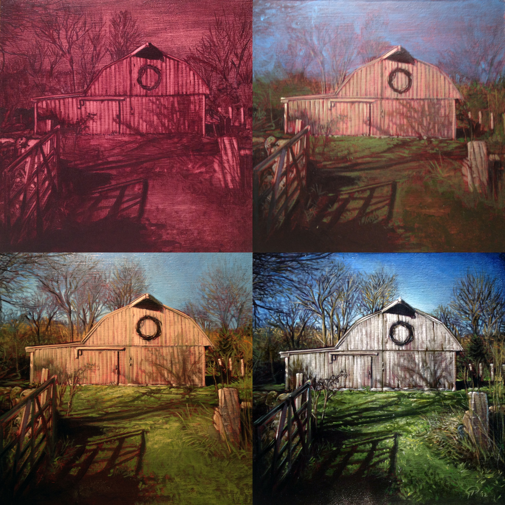 Cogan Barn - Four States