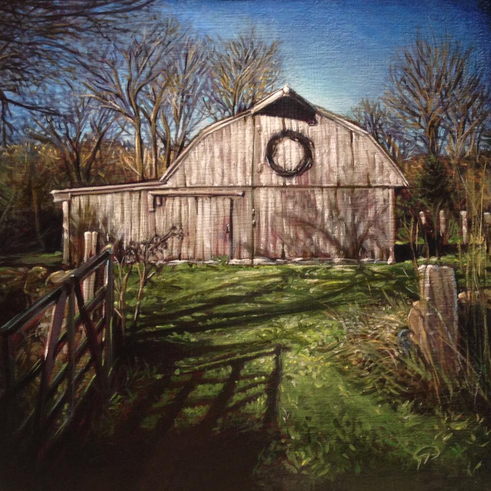 Cogan Barn