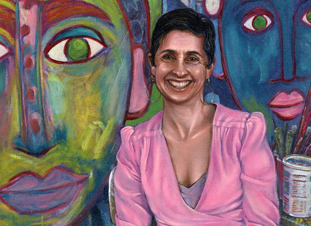 Portrait of Jennifer Levine
