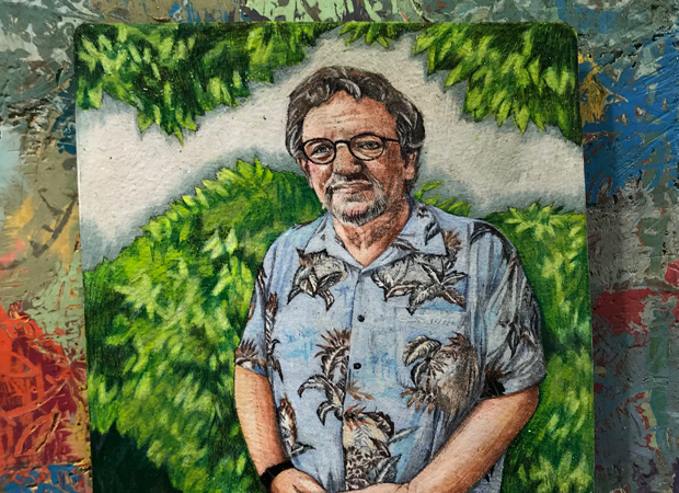 Portrait of Dan Epstein