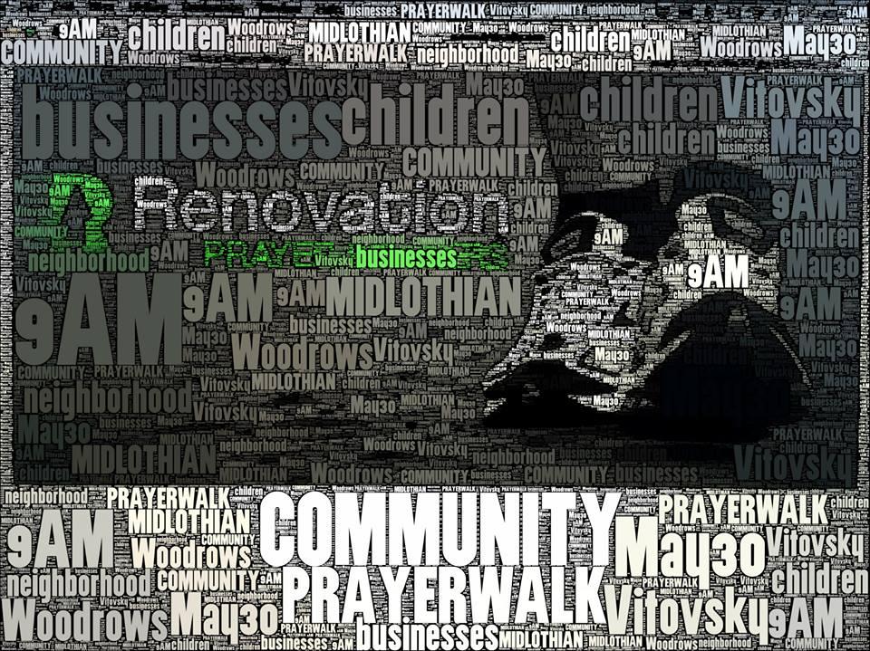 Community Prayer Walk Event in Midlothian Texas.jpg
