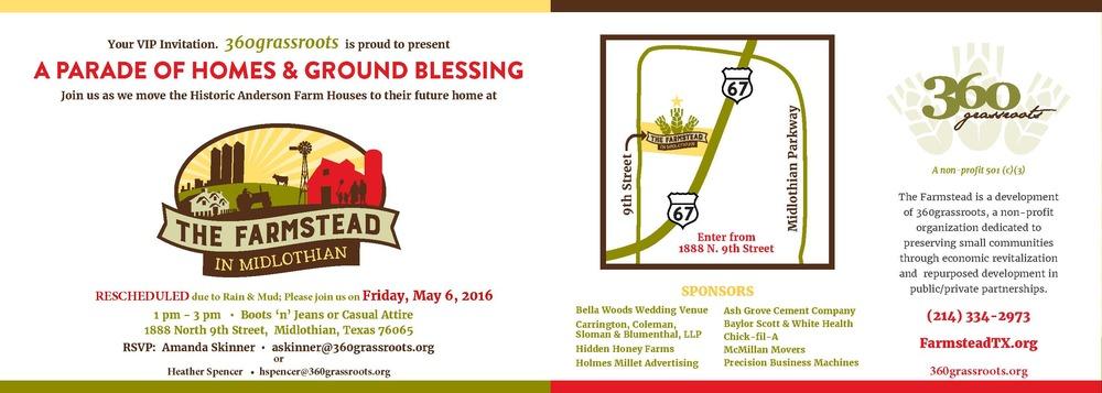 The Farmstead Ground Blessing Rescheduled for Rain Invitation.jpg