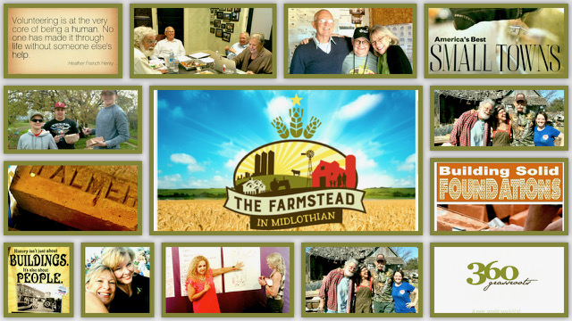 Building & Sustaining - the Farmstead Community