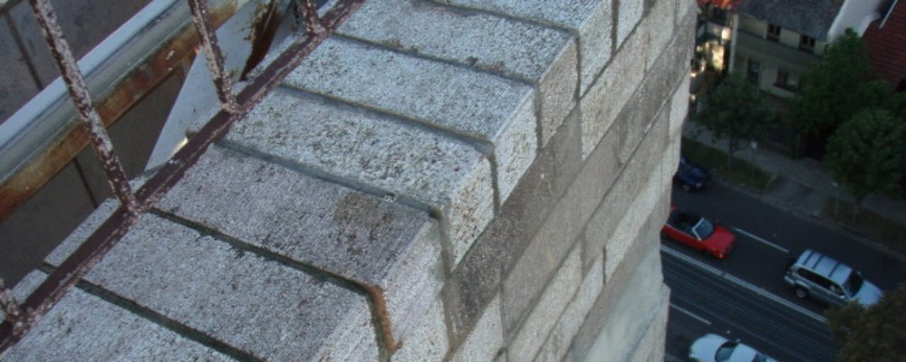 Brick Repairs & Replacement — OneVision Project Services