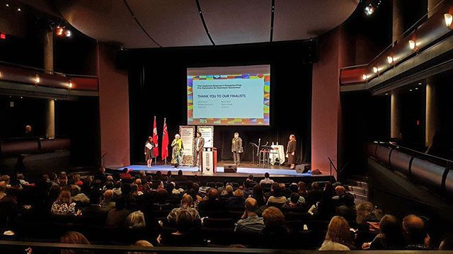 Team Waterloop was proud to attend the Lieutenant Governor's Visionary Prize for 'Scientific and Technological Innovation' in Toronto last night. So inspiring to see all the incredible ideas for green technology flourishing in #Ontario. Lots of hope for the future! #ontario150 #VisionariesPrize #PrixVisionnaire