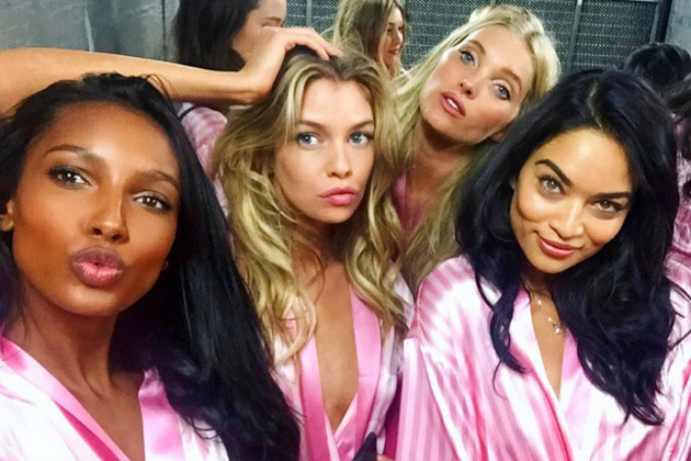 How to do your makeup like a Victoria's Secret Angel