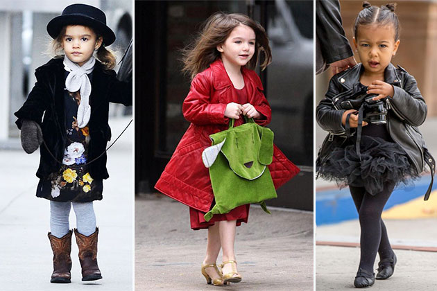 5 TODDLERS WITH MORE STYLE THAN YOU