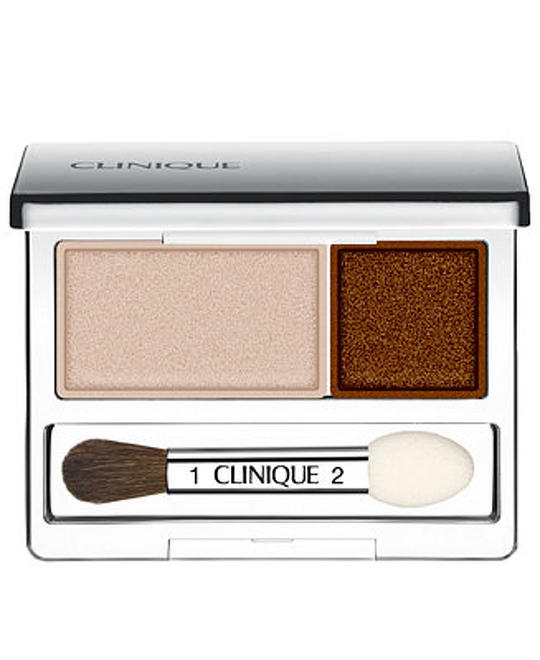 Clinique   All About Shadow Duo  $20.00