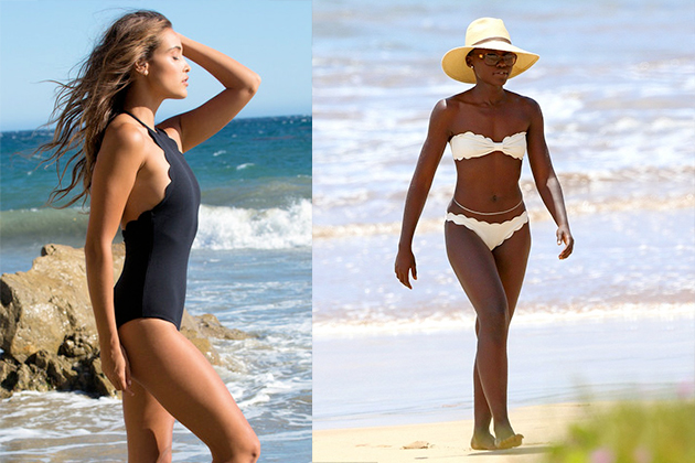 The bikini on the behinds of every celeb this season