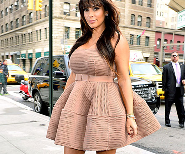 Kim Kardashians worst ever fashion choices