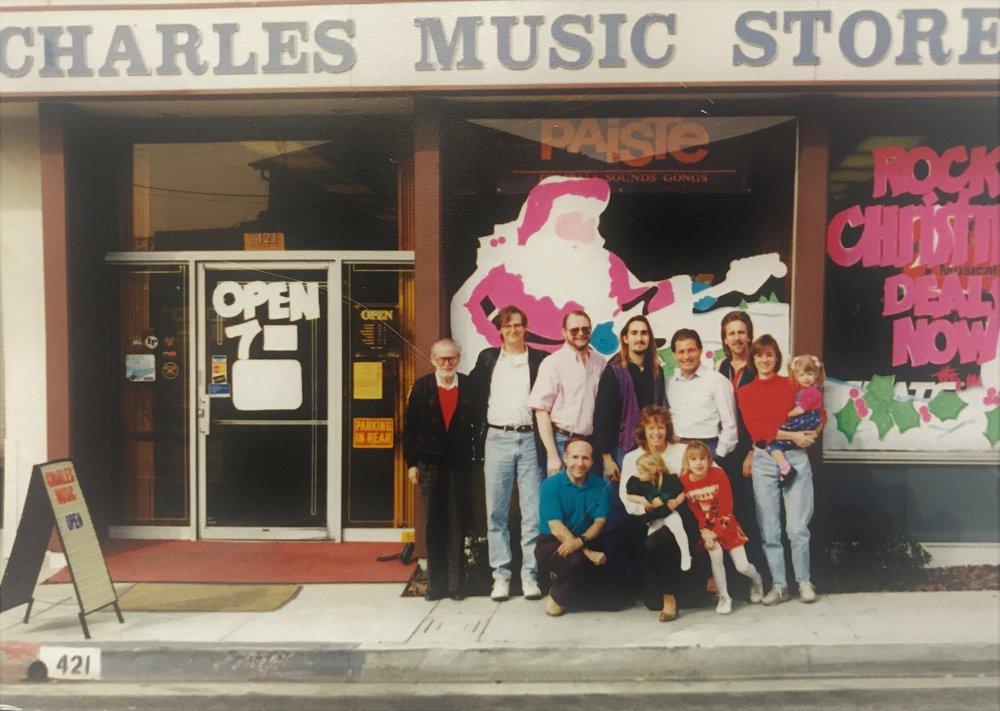 A Charles Music Christmas (1992)