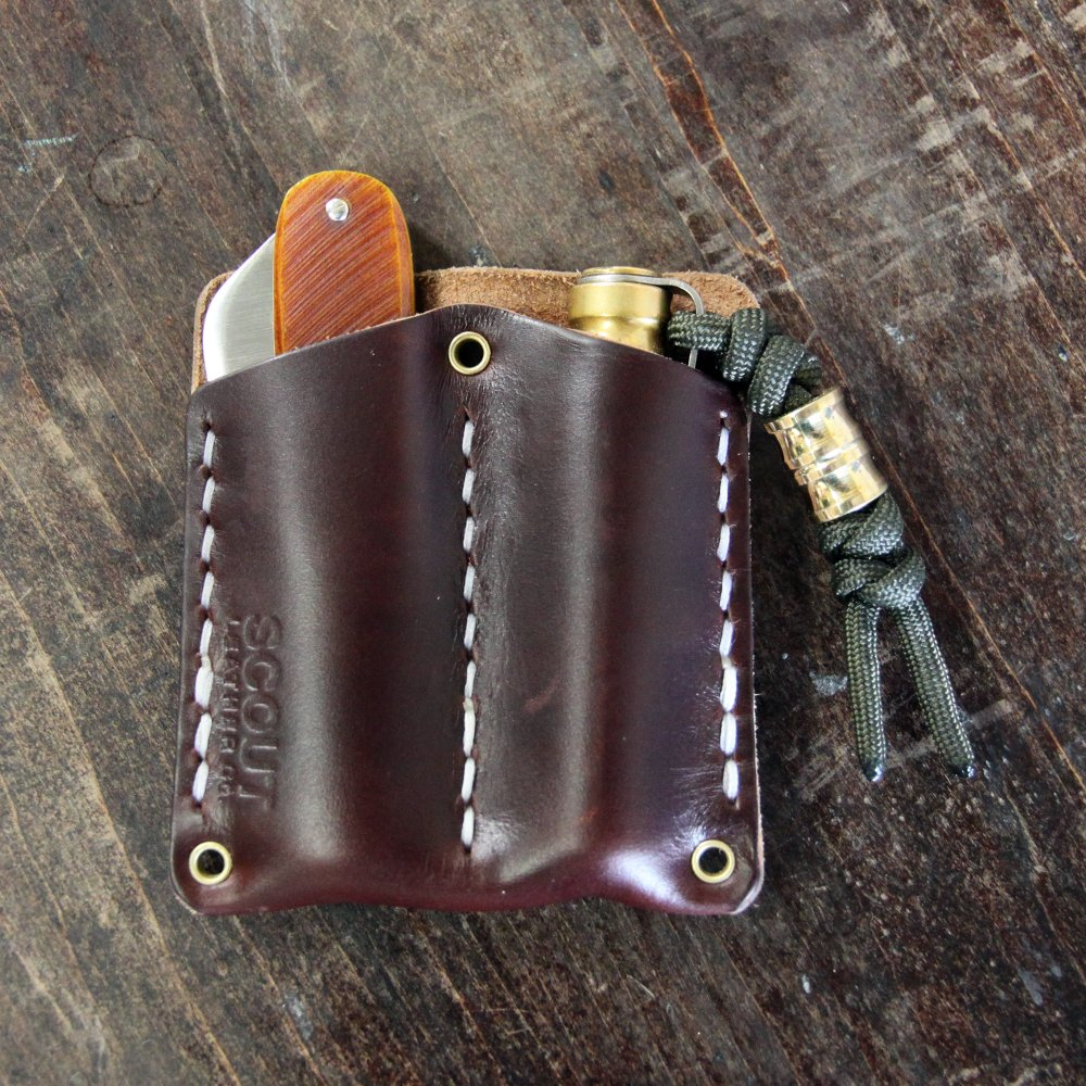 The Scout Leather Co. Pocket Protector (photo by Scout Leather Co.)
