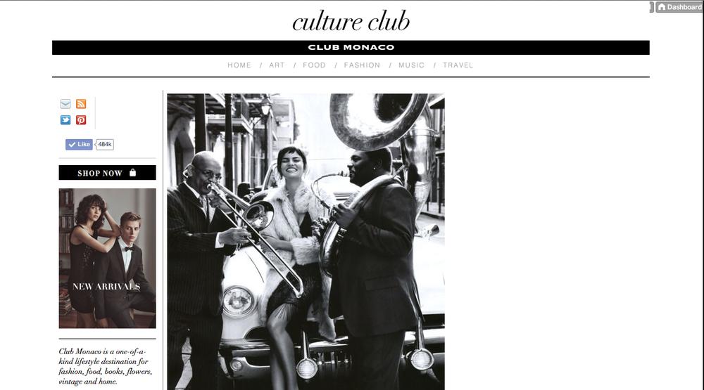 'Culture Club' Tumblr - image