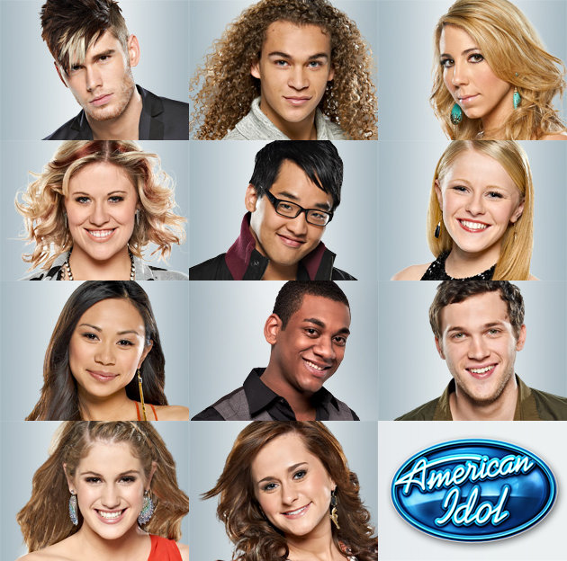 American Idol  Mobile voting platform sponsored by AT&T