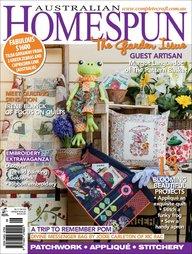 Australian Homespun No. 111 - August 2012
